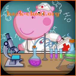 Hippo Doctor: Hospital Laboratory icon