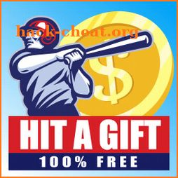 Hit A Gift - Play baseball for free giveaways icon