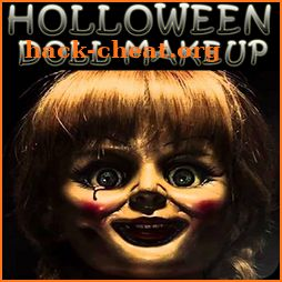 Holloween Doll Makeup Videos icon