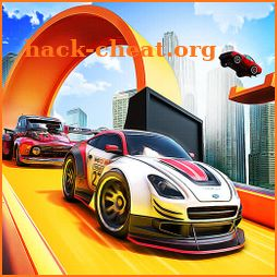 Hot Ramp Car Stunt Game: Race Off Challenge 3D 🚗 icon