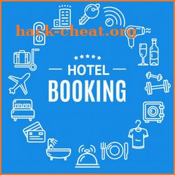 Hotel Booking App icon