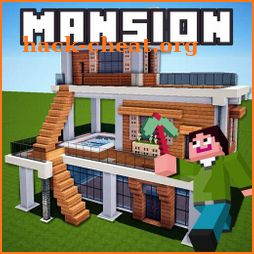 Houses and Mansion maps for MCPE icon