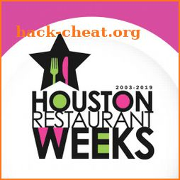 Houston Restaurant Weeks icon