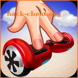 Hoverboard Epic Racing simulator 2018 icon