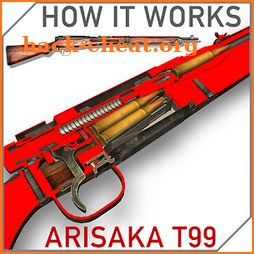 How it works: Type 99 Arisaka icon