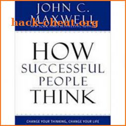 How successful people think - John C. Maxwell icon