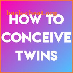 HOW TO CONCEIVE TWINS icon