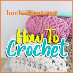 How to crochet Step by Step - Crochet Pattern icon