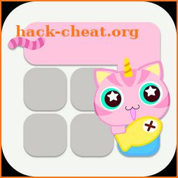 Hungry Cat - line way connect puzzle game icon