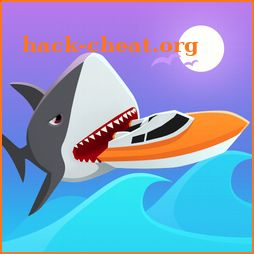 Hungry Shark Surfer icon
