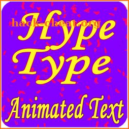 Hype & Type Animated Text On Photo icon