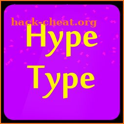 Hype Type Insta Story Animated Text Video Social icon