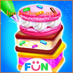 Icecream Sandwich Shop-Cooking Games for Girls icon