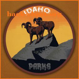 Idaho State and National Parks icon