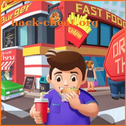 Idle Fast Food Tycoon icon
