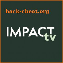ImpactTV: TV with Purpose icon