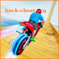 Impossible Tracks Bike Stunt Free Game icon
