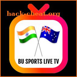 IND vs AUS Live Streaming - BU Sports Live TV icon