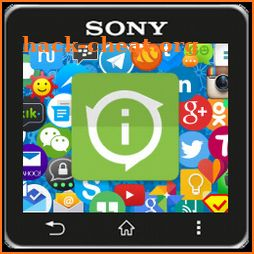 Informer - Notifications for Sony SW2 SBH52 icon