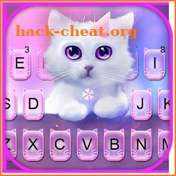 Innocent Cat Keyboard Theme icon