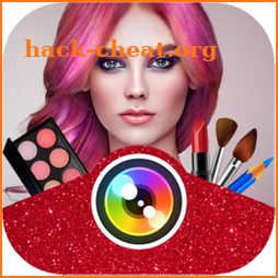 Instant Makeup Camera icon