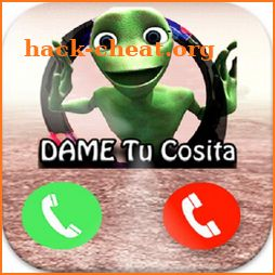 Instant Video Call Dame/Cosita : Simulation OMG icon