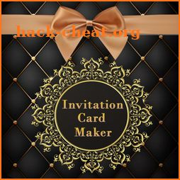 Invitation Card Maker : Invitation Maker icon