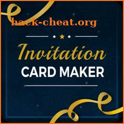 Invitation Maker App icon