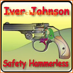 Iver Johnson safety revolvers icon
