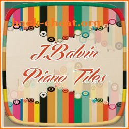 J BALVIN Piano Tiles icon