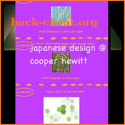 Japanese Design at the Cooper-Hewitt icon