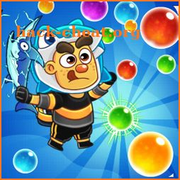 Jelly Pop! Bubble Shooter Recuse | Save the Ocean icon