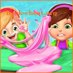 Jelly Slime Maker Squishy Fun Kids Game icon