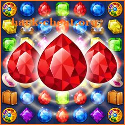 Jewels World : Match 3 Puzzle icon