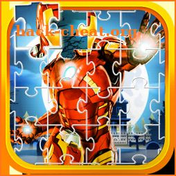Jigsaw SuperHero Puzzle icon