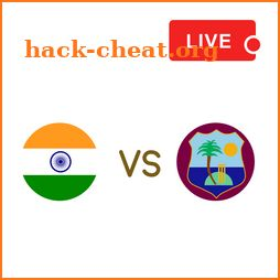 JIO TV Live Cricket Game - India vs West Indies icon