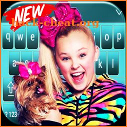 Jojo Siwa Keyboard Themes icon