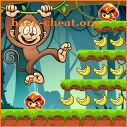 🍌Jungle Monkey Run: Banana Island Adventures Game icon