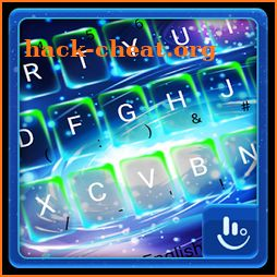 Keyboard Theme For Stephen Hawking and Science icon