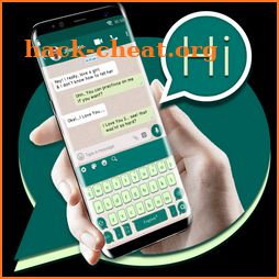Keyboard Theme for Whatsapp icon