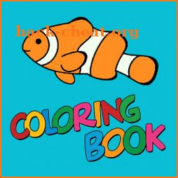 Kids Coloring Book: Free coloring pages icon