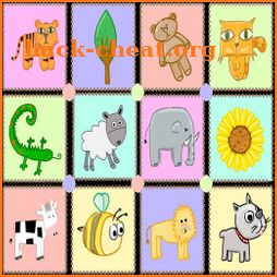 kids jigsaw puzzle games - Puzzle for kids icon