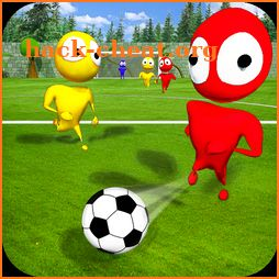 Kids Soccer League Striker: Play Football 2018 icon