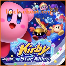 Kirby Star Allies Wallpapers Fans icon