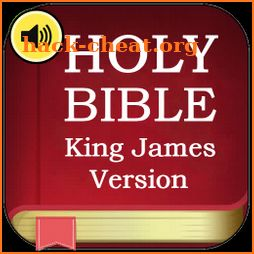 KJV Bible Audio App - Dramatized & Voice Only icon