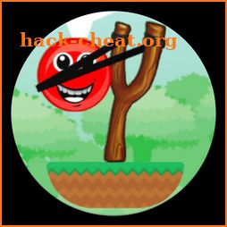 Knock Down: Red Ball icon