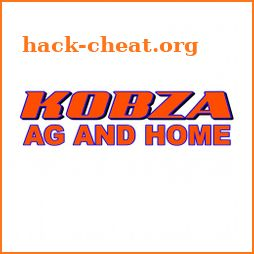 Kobza Ag and Home icon