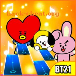 kpop Piano Tiles 21 icon