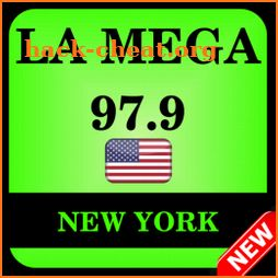 La Mega 97.9 New York icon