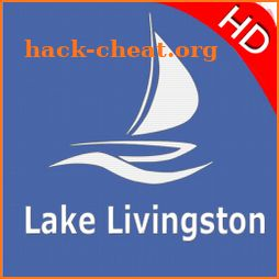 Lake Livingston Offline GPS Fishing Charts icon
